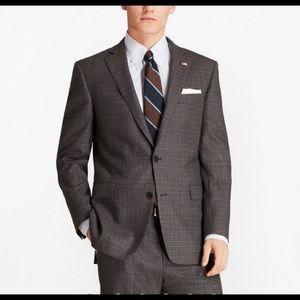 Brooks Brothers wool suit 43 blazer 38 pants